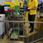 LEGO packaging machine